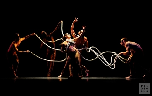 Pilobolus Dance Theater in '[esc].'