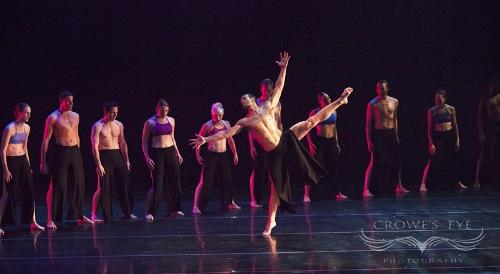 DK dancers in Kiesha Lalama's 'Catapult.'
