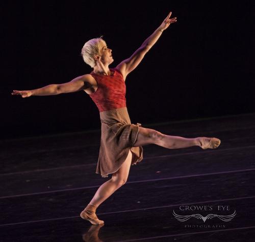 DK dancers in Lucy Bowen McCauley's<br>'Tableaux de Provence.'
