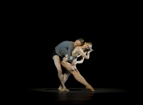 The Royal Ballet in Wayne McGregor's 'Infra.'