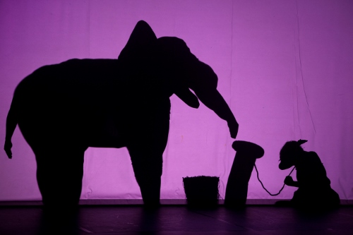 PILOBOLUS in 'Shadowland' - (North American Premiere) November 20 – December 6, 2016