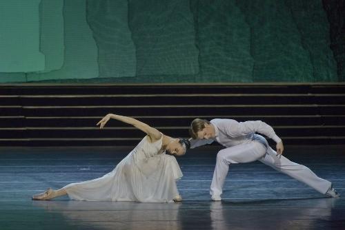 A scene from Alexei Ratmansky's 'Cinderella.'