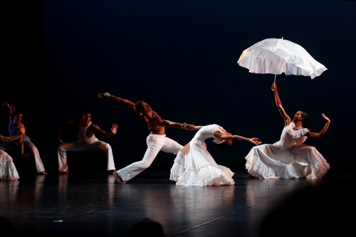 Ailey II in Alvin Ailey's 'Revelations.'