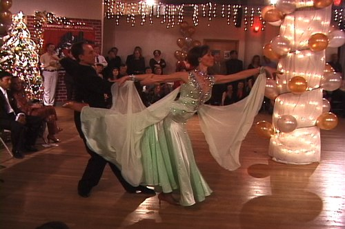 Stepping Out Studios Holiday Gala 2006 Tetyana & Pavlo Bilych dance Waltz/Viennese Waltz/Foxtrot