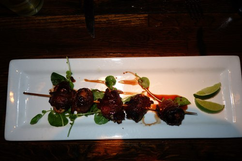 Devils on Horseback at Linger