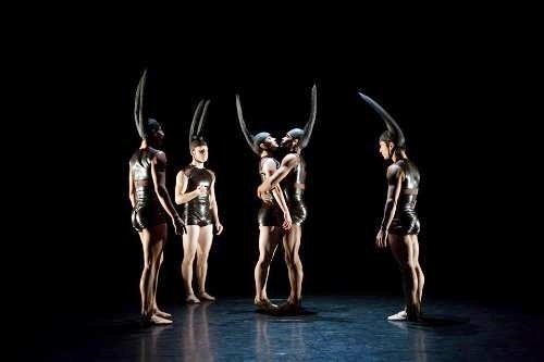 BalletX dancers in Trey McIntyre's 'Big Ones.'