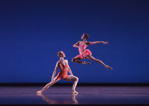 Dance Theatre of Harlem in Darrell Grand Moultrie's 'Vessels.'
