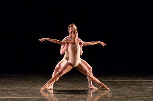 Nashville Ballet in Jirí Kylián's 'Petite Mort.'