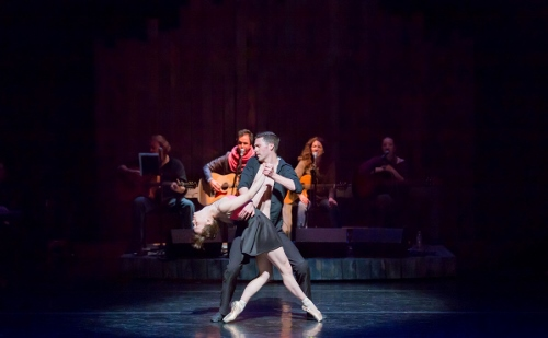 Nashville Ballet in Paul Vasterling's 'City of Dreams.'