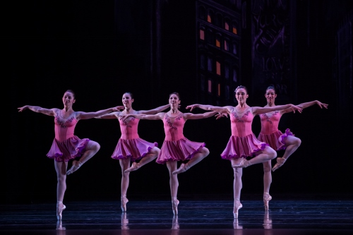 "BalletMet and Cincinnati Ballet in George Balanchine's ""Who Cares?"""