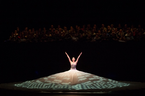 "Nashville Ballet in Paul Vasterling's ""Carmina Burana."""