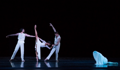 "Nashville Ballet in Paul Vasterling's ""Layla and the Majnun."""