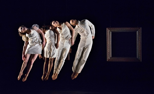Helen Simoneau Danse performs Saturday, May 28, 2016 in the Lee Theater.