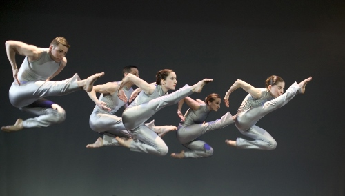 RIOULT Dance NY in Pascal Rioult's 'Bolero.'
