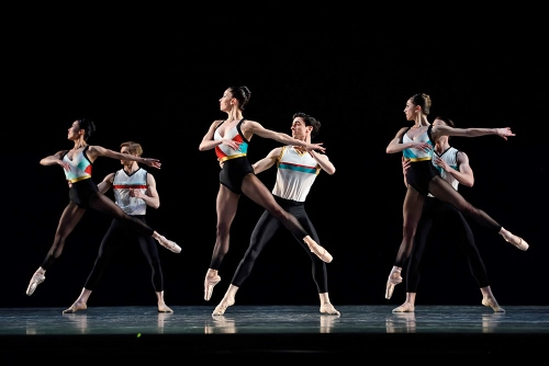 San Francisco Ballet in Justin Peck's 'In The Countenance Of Kings.'<br>(&copy; Erik Tomasson)