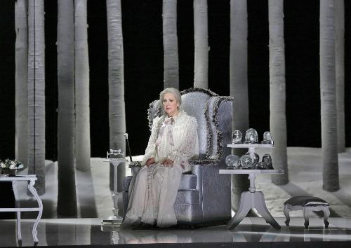 Helene Schneiderman (Old Baroness) in 'Vanessa.'