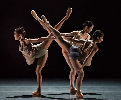 Maizyalet Velázquez, Sirui Liu and Christina LaForgia Morse in Ma Cong's 'Near Light.'