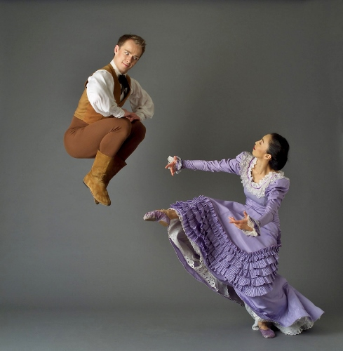 """Appalachian Spring"" by Martha Graham."