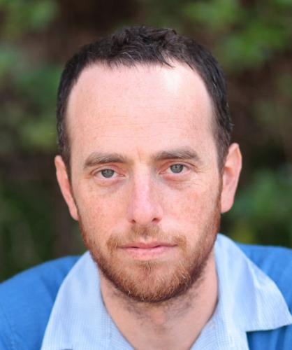 Producer Barak Heymann