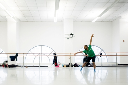 BalletX's Gary W. Jeter II.