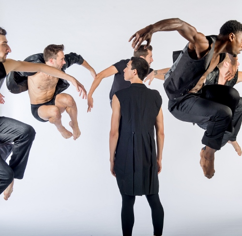 Limon Dance Company in Colin Connor's 'Corvidae.'