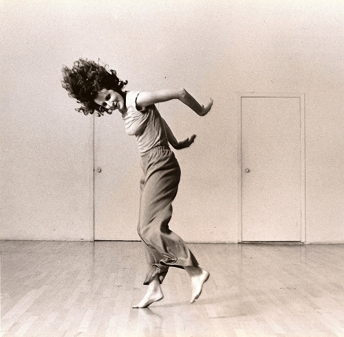 Trisha Brown.