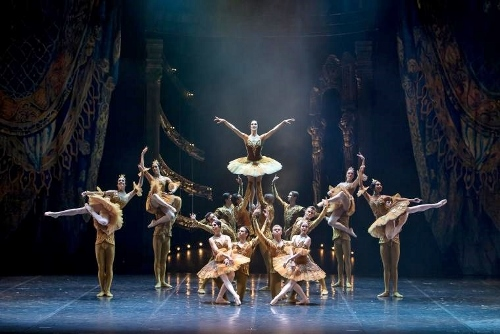Eifman Ballet of St. Petersburg in Boris Eifman's 'Red Giselle'