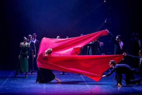 Eifman Ballet of St. Petersburg in Boris Eifman's 'Red Giselle'