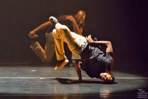 Raphael Xavier's hip hop troupe performs Wednesday, August 2 at Playhouse Square's Allen Theatre.