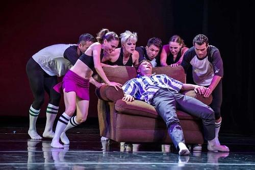 "Dance Kaleidoscope in Stephanie Martinez's ""False Start, Pass Interference."""