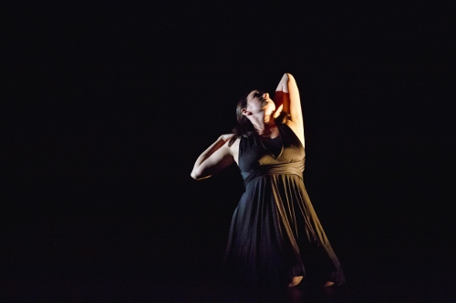 Ariel Rivka Dance in 'Holly.'