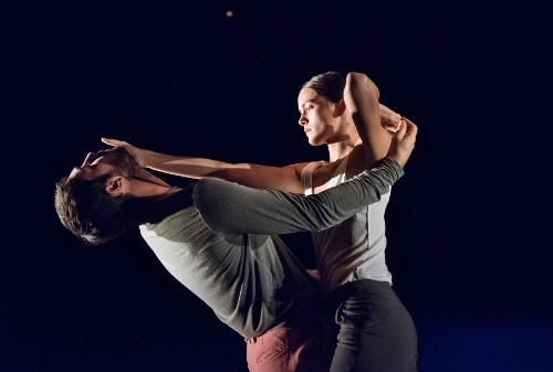 Roy Assaf Dance<br>&ldquo;Six Years Later&rdquo;<br>Pictured: Roy Assaf and Madison Hoke.