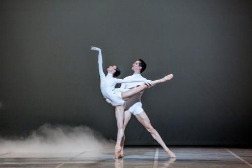 Victoria Jaiani & Dylan Gutierrez in Annabelle Lopez Ochoa's 'Mammatus.'