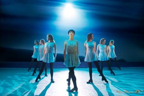 A scene from Riverdance: Anna Livia.