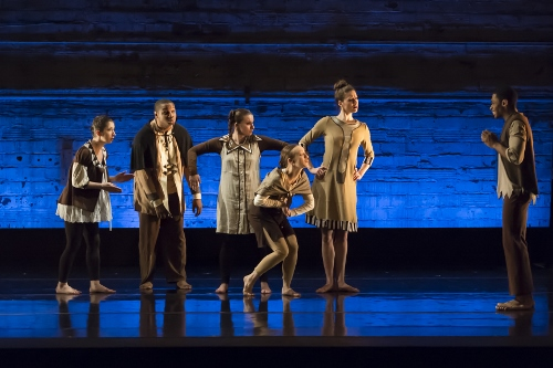 "Inlet Dance Theatre in ""What Do You Do With An Idea?"""