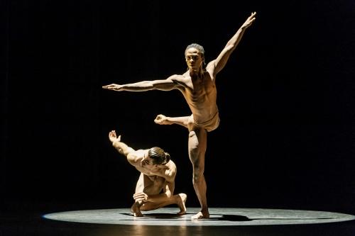 Acosta Danza in Marianela Boán's 'El Cruce sobre el Niágara'.