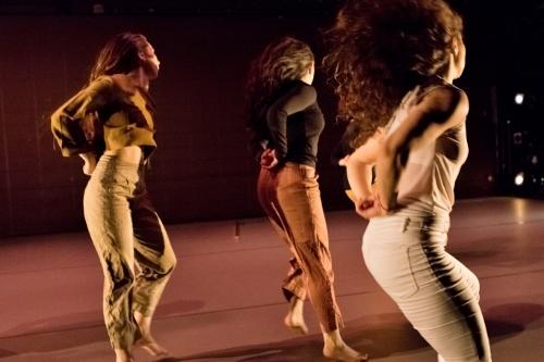 'miraging' choreographed by Charli Brissey (MFA'18)