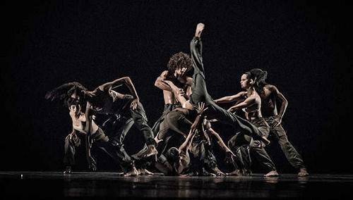 """Danza Contemporánea de Cuba in George Céspedes' """"R=V (el criterio del camello)."""""""