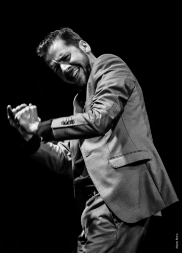 Flamenco Vivo Carlota Santana<br>Pictured: Jos&eacute; Maldonado