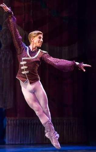 Matthew Carter in 'The Nutcracker.'