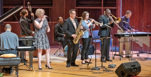 From UIndy Jazz Faculty Ensemble's August program