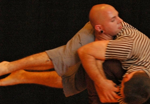 Dancers in 'small variations'
