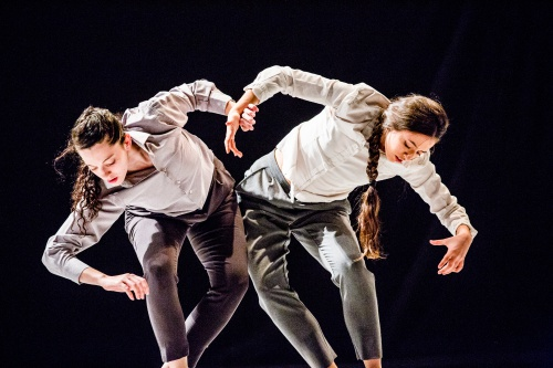 Vertigo Dance Company in 'One, One & One'.