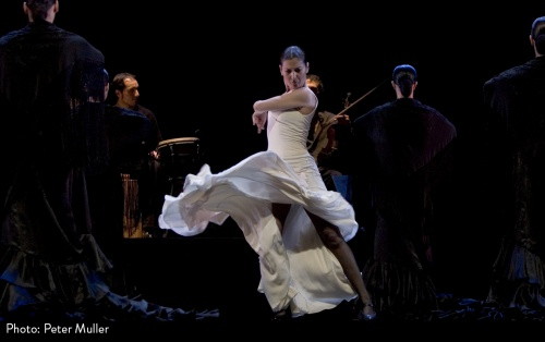 File photo, Ballet Flamenco Sara Baras.