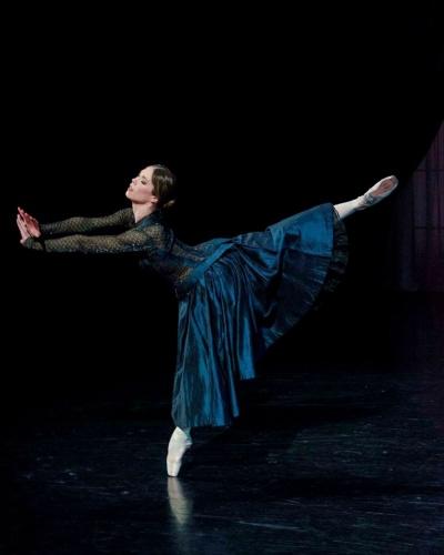Alexandra Meister-Upleger in Val Caniparoli's 'Ibsen's House'.