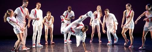 BalletX in Lil Buck's 'Express'.