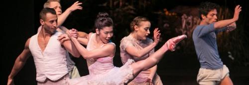 BalletX in Matthew Neenan's 'The Last Glass'.