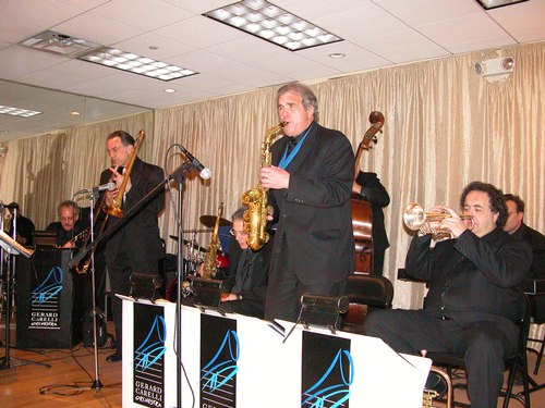Gerard Carelli Big Band Swing Orchestra