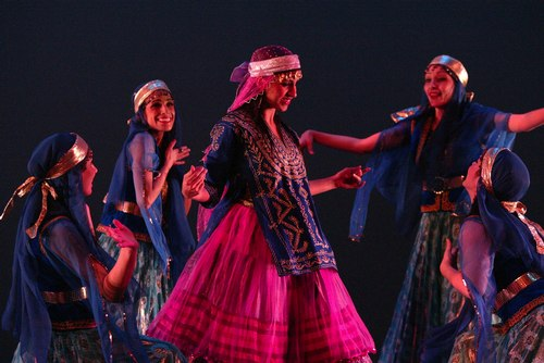 Djanbazian Dance Company, 'Joy Lifted To Heaven'