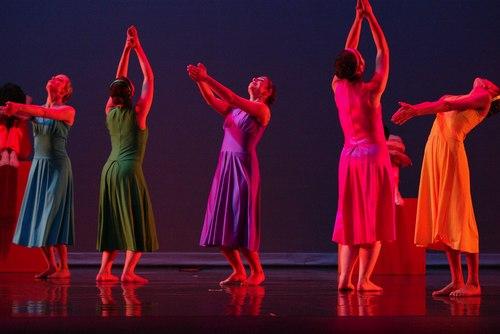 San Pedro City Ballet, 'Ruckus'